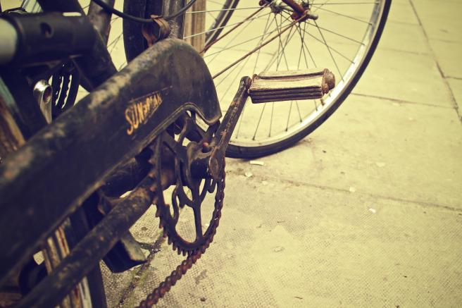 old-bicycle