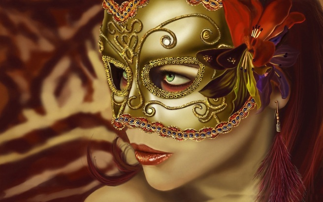 woman-in-carnival-mask